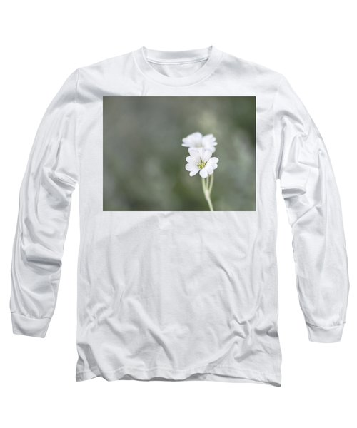 Snow In Summer Long Sleeve T-Shirt