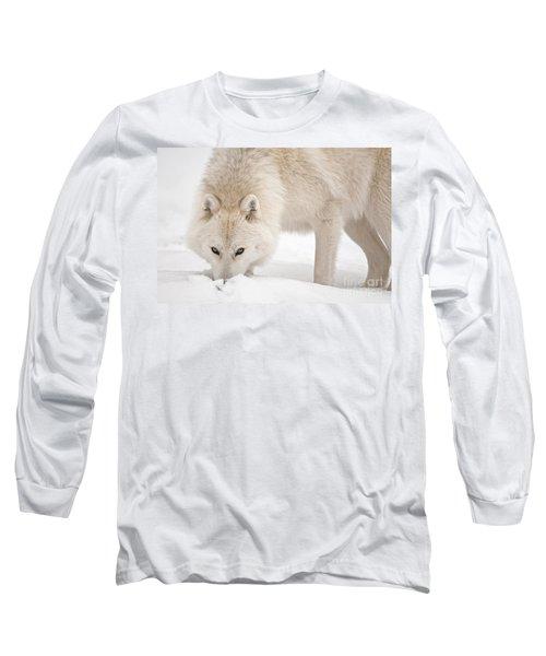 Snow Nose Long Sleeve T-Shirt