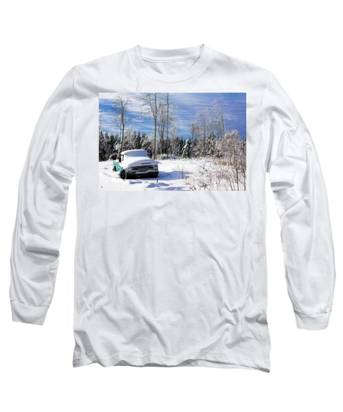 Snow Truck Long Sleeve T-Shirt