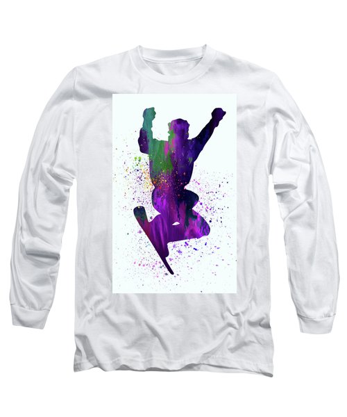 Snowboarder Long Sleeve T-Shirt