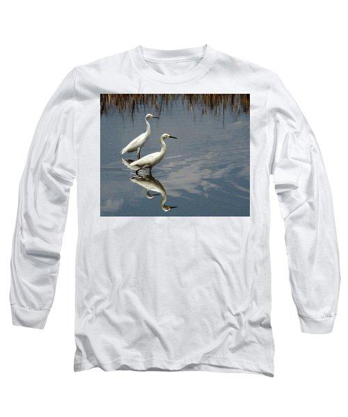 Snowies Long Sleeve T-Shirt