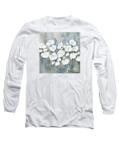 Snowy Mississippi Summer Long Sleeve T-Shirt by Kirsten Reed