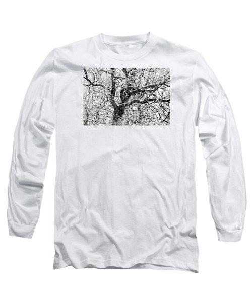 Snowy Oak Long Sleeve T-Shirt