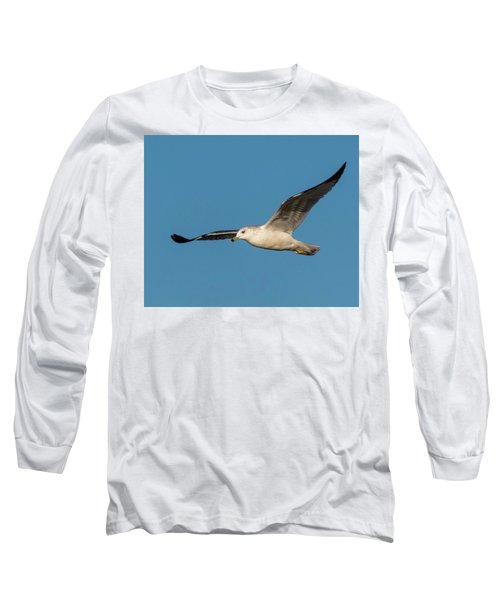 Soaring Gull Long Sleeve T-Shirt
