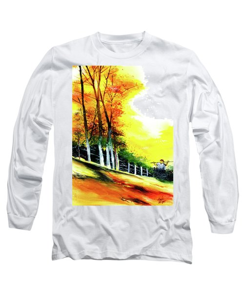 Soaring High Long Sleeve T-Shirt