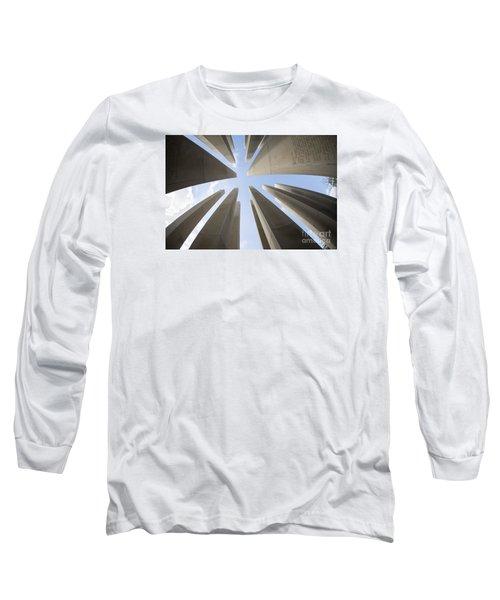 Soaring Words Long Sleeve T-Shirt by David Bearden