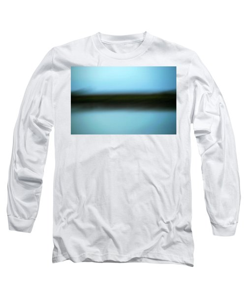 Long Sleeve T-Shirt featuring the photograph Soft Reflections by Marilyn Hunt