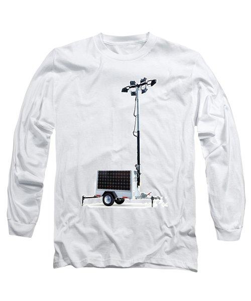 Solar Light Tower Long Sleeve T-Shirt