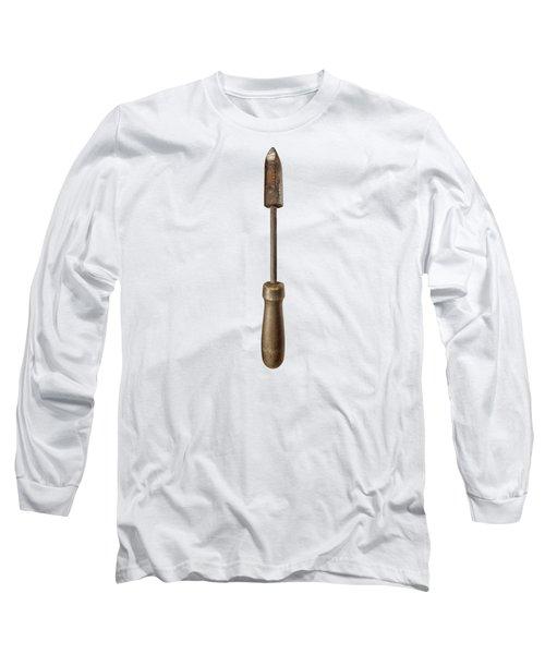 Soldering Iron Long Sleeve T-Shirt