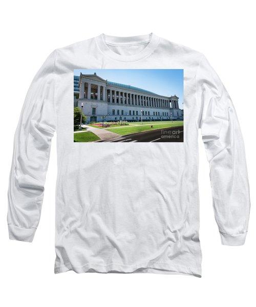 Soldier Field Long Sleeve T-Shirt