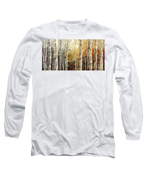 Solitudes Of Twilight Long Sleeve T-Shirt