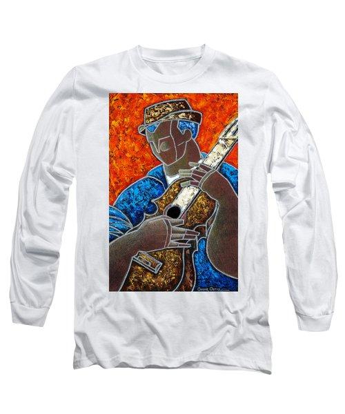 Solo De Cuatro Long Sleeve T-Shirt