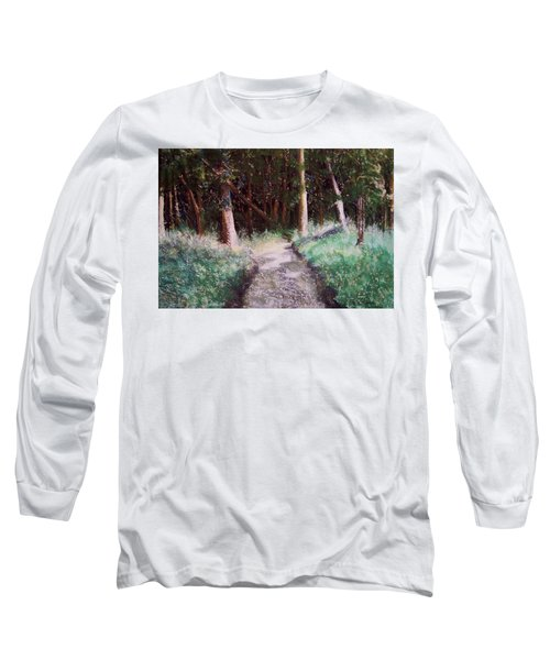 Solveigs Journey Long Sleeve T-Shirt by Marika Evanson
