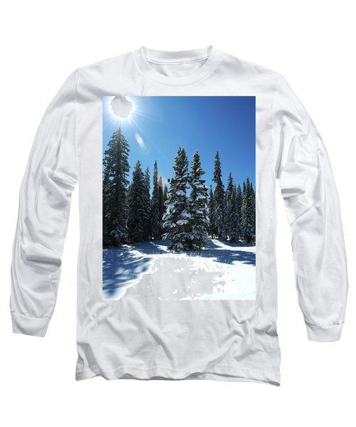 Some Where In Colorado Long Sleeve T-Shirt