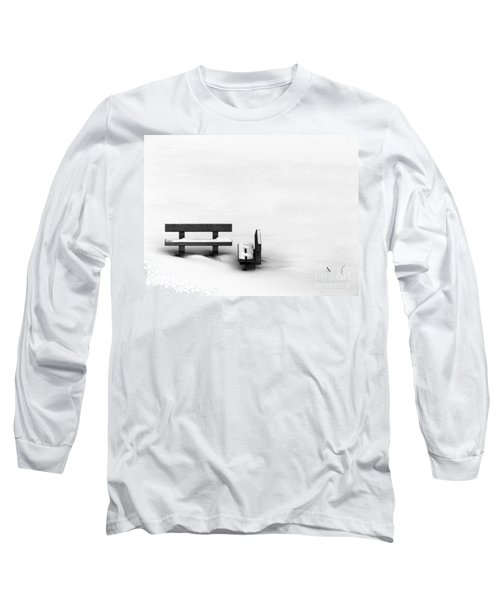Long Sleeve T-Shirt featuring the photograph Someone To Hear You When You Sigh by Dana DiPasquale