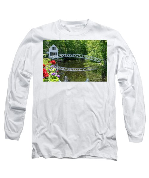 Somesville Bridge Long Sleeve T-Shirt