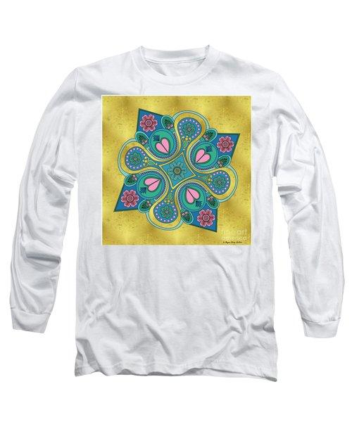 Something3 Long Sleeve T-Shirt