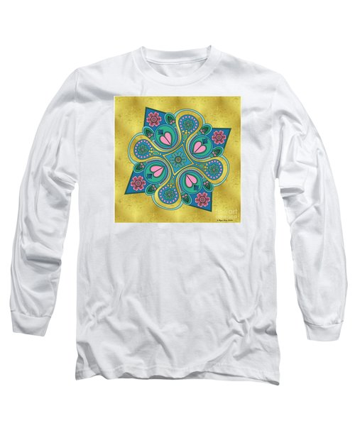 Something3 Long Sleeve T-Shirt