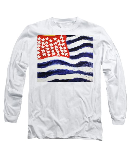 Something's Wrong With America Long Sleeve T-Shirt