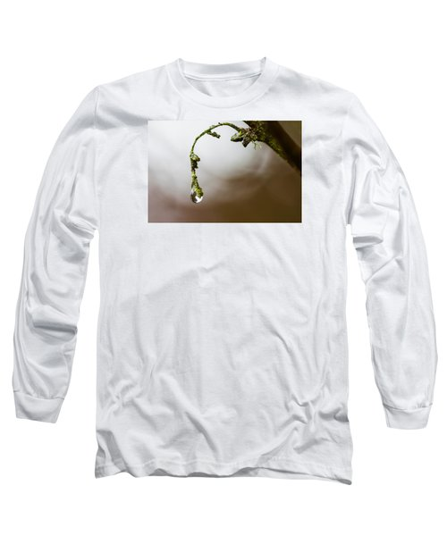 Sometimes It's Hard To Let Go Long Sleeve T-Shirt