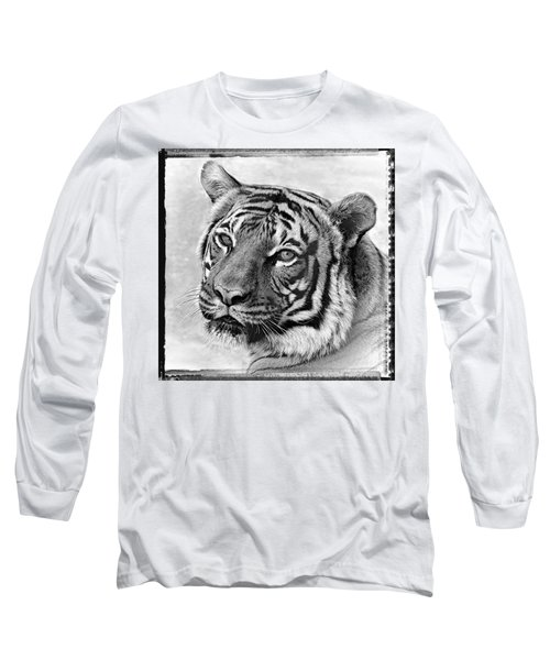 Sometimes Less Is More Long Sleeve T-Shirt