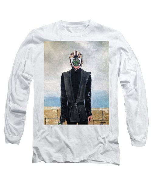Son Of Sith Long Sleeve T-Shirt by Tom Carlton