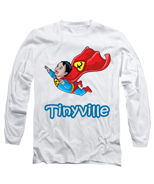 Son Of Superman Long Sleeve T-Shirt