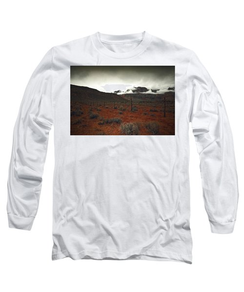 Long Sleeve T-Shirt featuring the photograph Song by Mark Ross