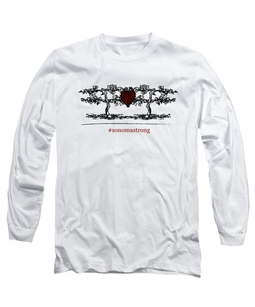 Sonoma Strong Long Sleeve T-Shirt