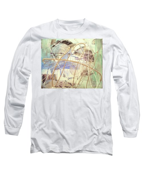 Soothe Long Sleeve T-Shirt by Melissa Goodrich