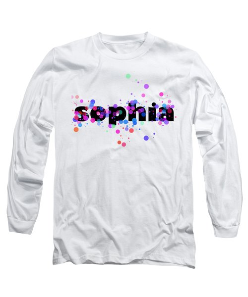 Sophia Long Sleeve T-Shirt