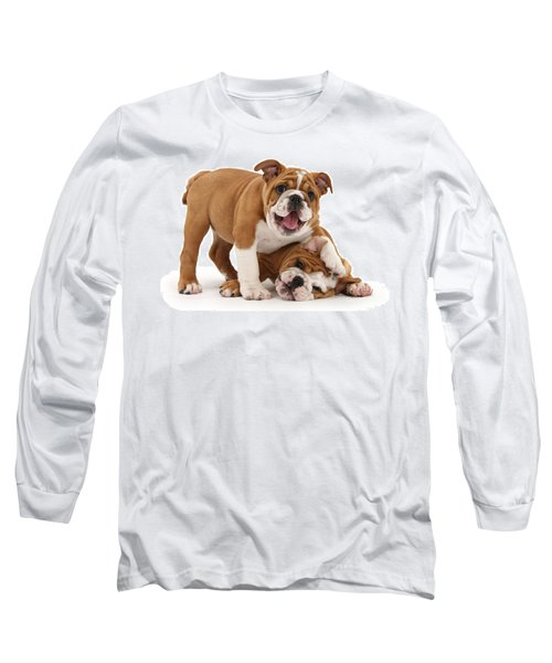 Sorry, Didn't See You There Long Sleeve T-Shirt