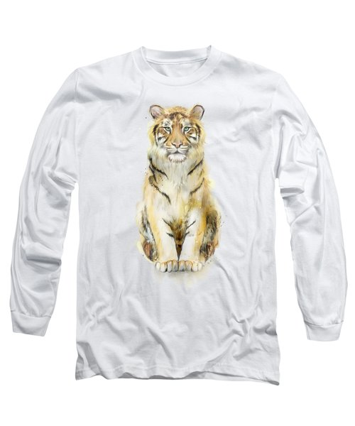Sound Long Sleeve T-Shirt by Amy Hamilton