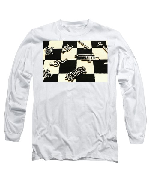 Sound Cheque Long Sleeve T-Shirt