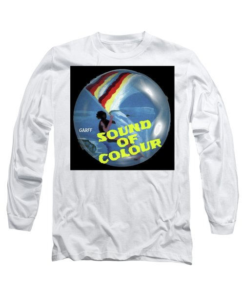 Sound Of Colour Long Sleeve T-Shirt