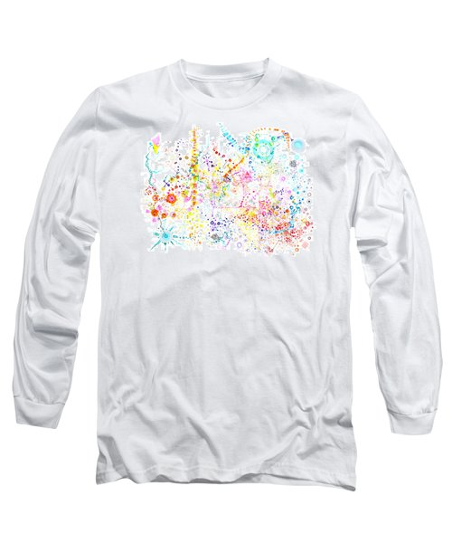 Sounding The Void Long Sleeve T-Shirt