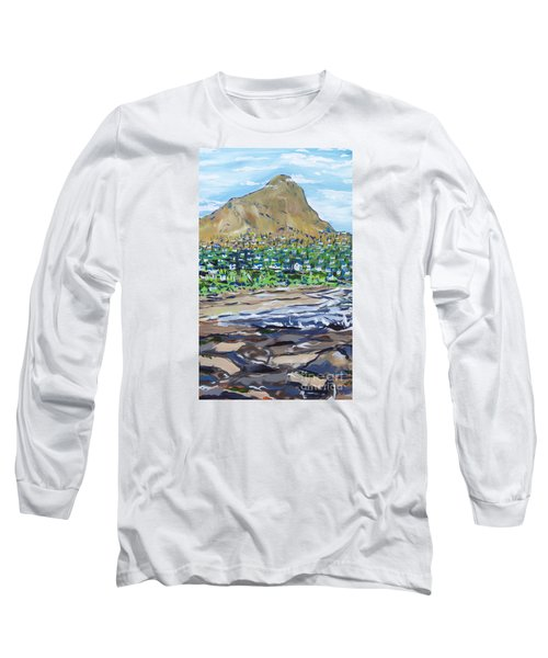 South African Coastline Part Two Long Sleeve T-Shirt
