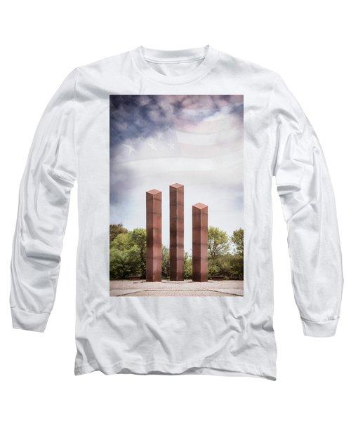 Southeastern Wisconsin Vietnam Veterans Memorial Long Sleeve T-Shirt