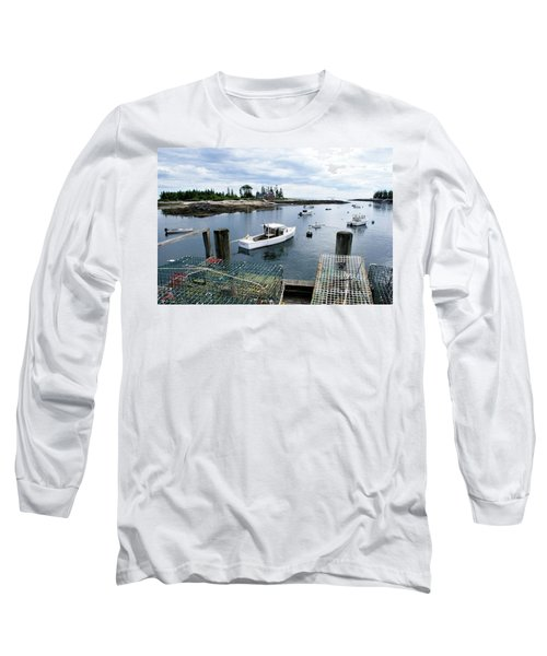 Southport Maine Long Sleeve T-Shirt