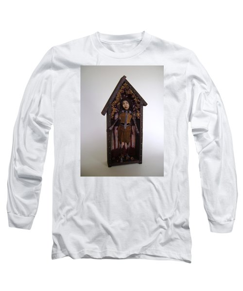 Spaces In Between Long Sleeve T-Shirt