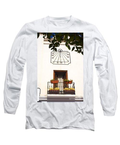 Spanish Sun Time Long Sleeve T-Shirt