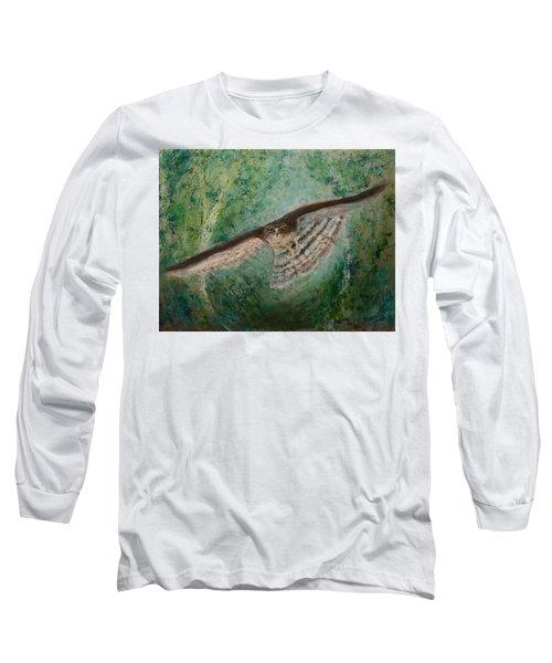 Sparrowhawk Hunting Long Sleeve T-Shirt