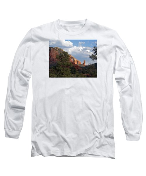 Long Sleeve T-Shirt featuring the photograph Spectacle by Lynda Lehmann