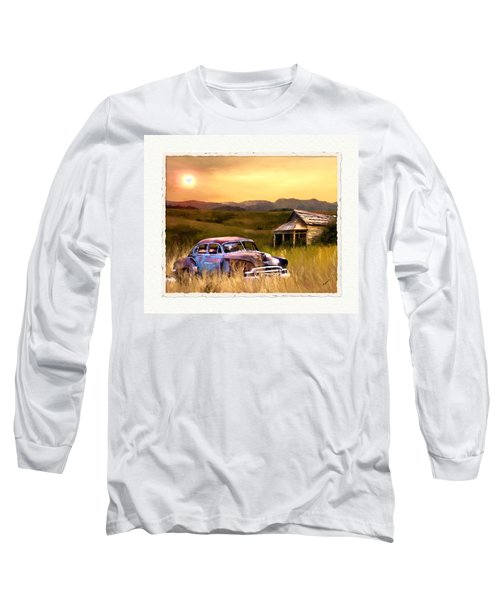 Spent Long Sleeve T-Shirt