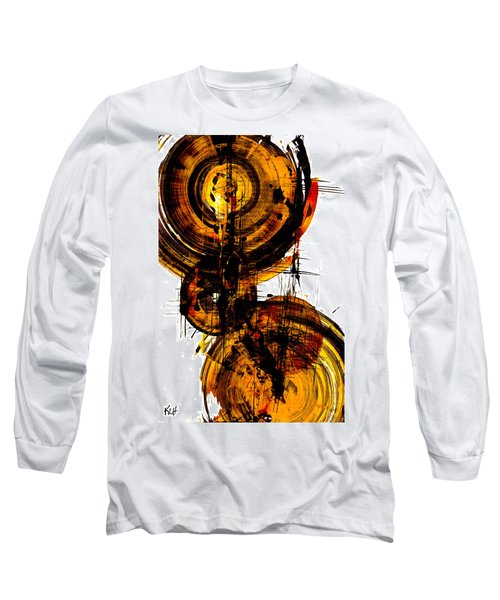 Spherical Joy Series 51.041011vsscvs Long Sleeve T-Shirt by Kris Haas