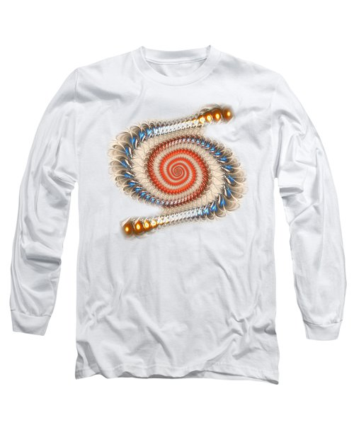 Spiral Journey Long Sleeve T-Shirt