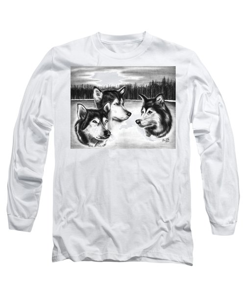 Spirit Guides  Long Sleeve T-Shirt