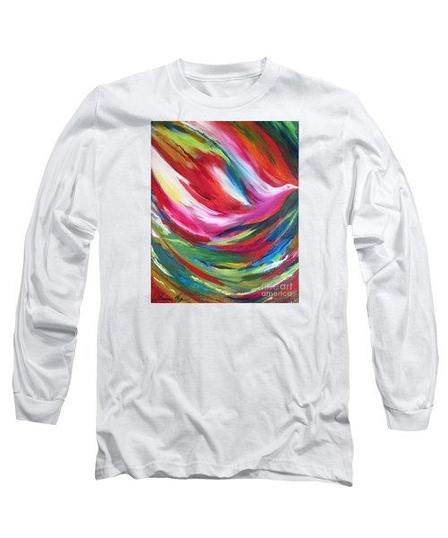 Spirit Takes Flight Long Sleeve T-Shirt
