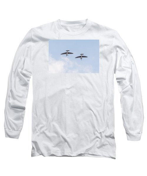 Spitfires Loop Long Sleeve T-Shirt