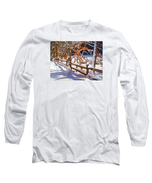 Split Rails Long Sleeve T-Shirt